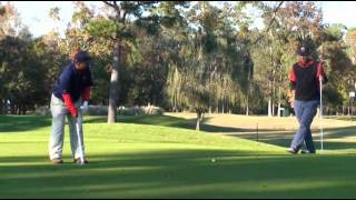 Air Force Vet Plays 11 Rounds of Golf on Veterans Day