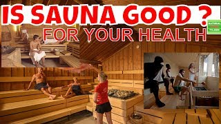 Why You Should Use SAUNA More Than One Time A Week