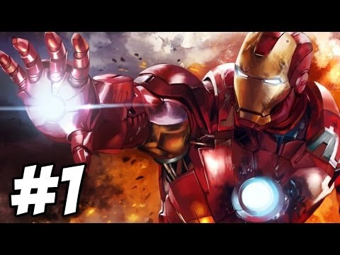 Thumbnail: Iron Man 2 Walkthrough | Mission 1: The Stark Archives | Part 1 (Xbox360/PS3)