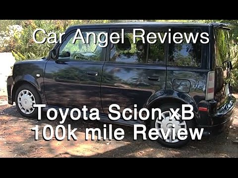 Toyota Scion Xb 100k Mile Car Review Youtube