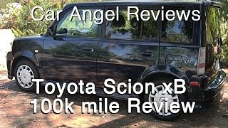 Toyota Scion xB 100k mile Car Review