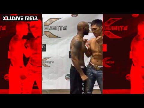 Sale Sproat ko Rafael Brewster Fight Highlights : MMA Hawaii