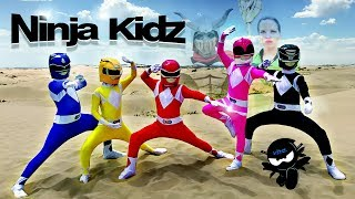 Video POWER RANGERS NINJA KIDZ! Episode 2 download MP3, 3GP, MP4, WEBM, AVI, FLV Juni 2018