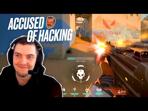 Selfmade ACCUSED Of Hacking | VALORANT - Let's Play