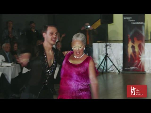 Roxann 'Samba' McCaig—Calgary STARS Gala 2017