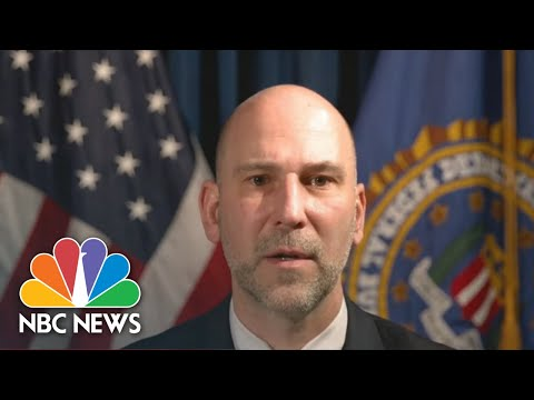FBI Releases New Video Of Attacks On Police Officers At Capitol Riot   NBC Nightly News