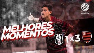 Melhores Momentos - Resende 1 x 3 Flamengo