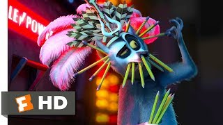 Madagascar 3 (2012) - Breaking into the Casino Scene (1/10) | Movieclips