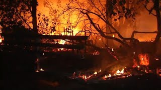 Deadliest wildfire crisis in Californias history
