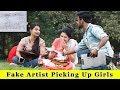 Fake Artist Picking Up Girls Prank || Prank In India 2019 || Funday Pranks