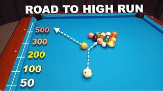 145 Billiard Balls In A Row