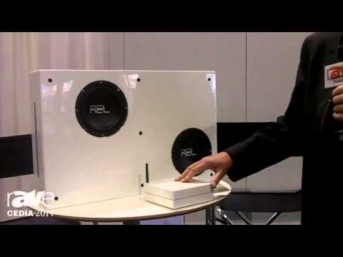 CEDIA 2014: REL Acoustics Previews Flexible Habitat 1 Architectural Speaker With Wireless Transmitte