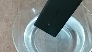 Nokia 3 - Indian Retail Unit - Water Test   PERFORMED LIVE