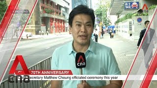 Mass protests planned in Hong Kong as China celebrates 70 years