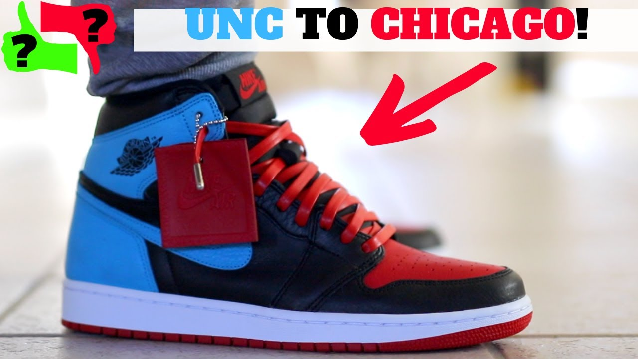 Worth Getting Unc To Chicago Air Jordan 1 Retro High Og Review
