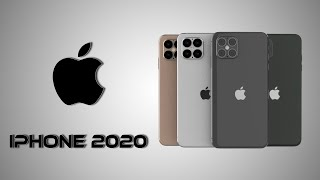 Apple iPhone 12 - Introducing iPhone 2020 - iPhone 12 Crazy Leaks