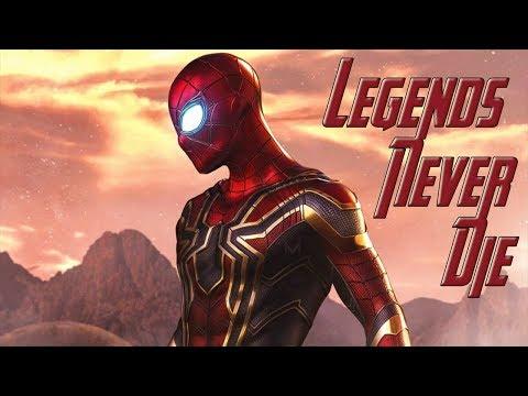 Spider Man - Legends Never Die (MARVEL)