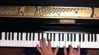 Tutorial piano y voz Échame a mi la culpa ( Albert Hammond )