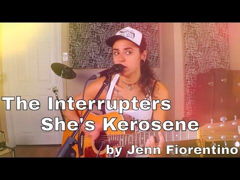 The Interrupters -She's Kerosene (Acoustic Cover)