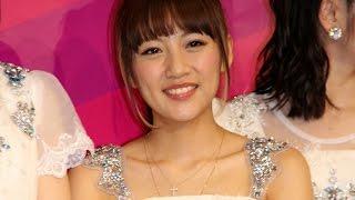 AKB48高橋みなみ、卒業発表の川栄「応援してあげたい」 「AKB48 衣装ミュージアム~衣装が語る少女たちのキセキ~」発表会1