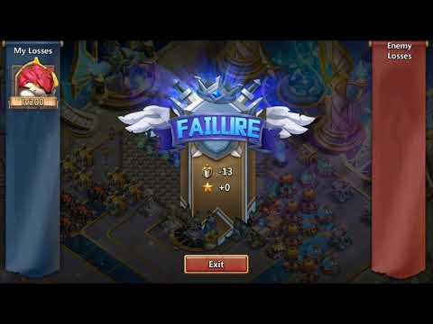 Gold Medallion - Castle Clash