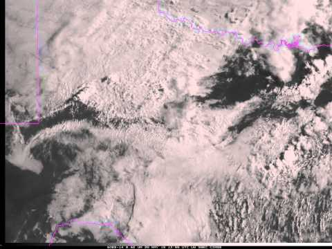 GOES-14 SRSO Visible Imagery over West Texas, 20 May 2015