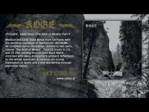 KOGE - Drought (Nykta 053, 2018)