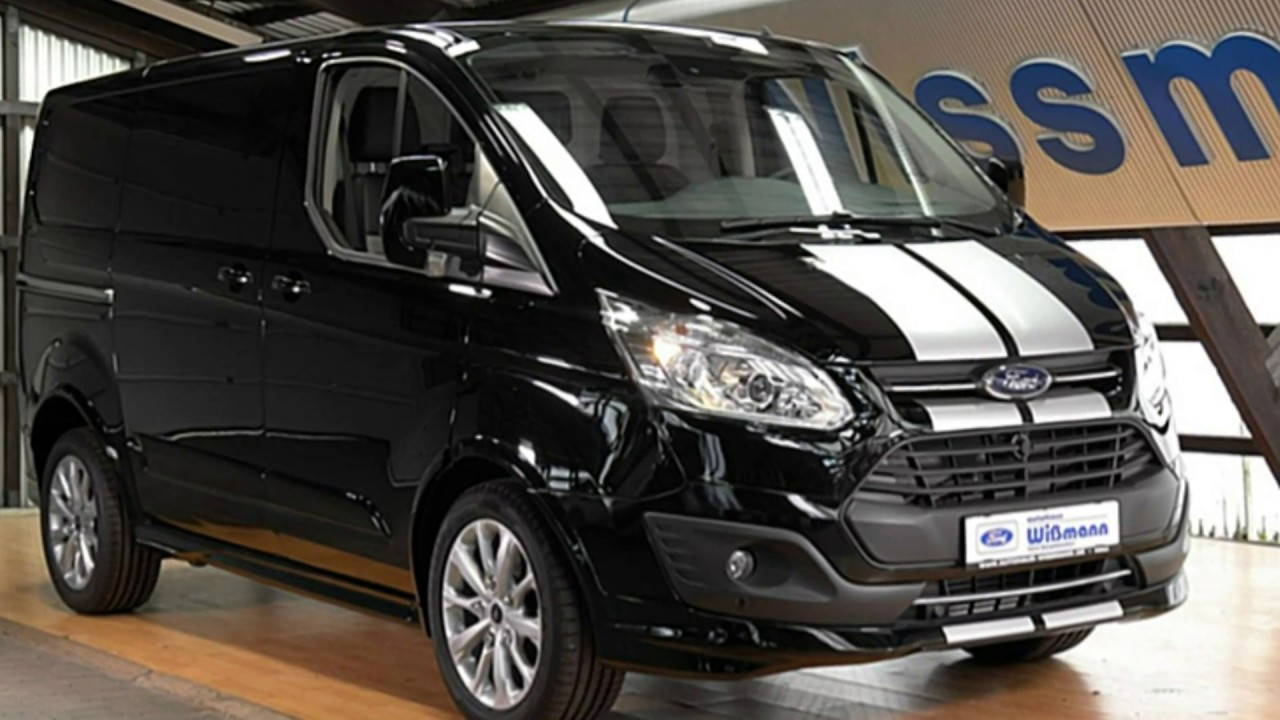 ford transit custom sport ttgygd23959 iridium schwarz. Black Bedroom Furniture Sets. Home Design Ideas