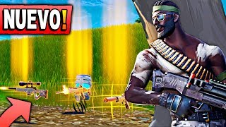 *NEW MODE* ALL LEGENDARY WEAPONS AND NEW EPIC SKIN! Fortnite: Battle Royale