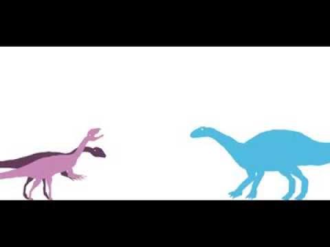 nedft 24 liliensternus vs rutiodon vs plateosaurus