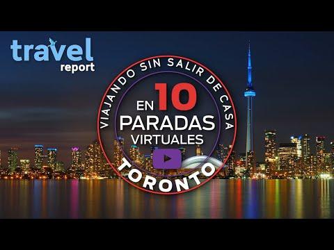 Toronto en 10 paradas virtuales