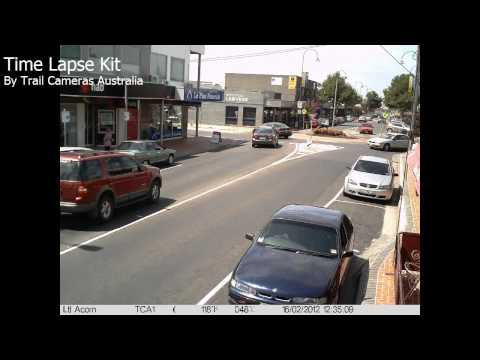 Time Lapse - a day in Pakenham.