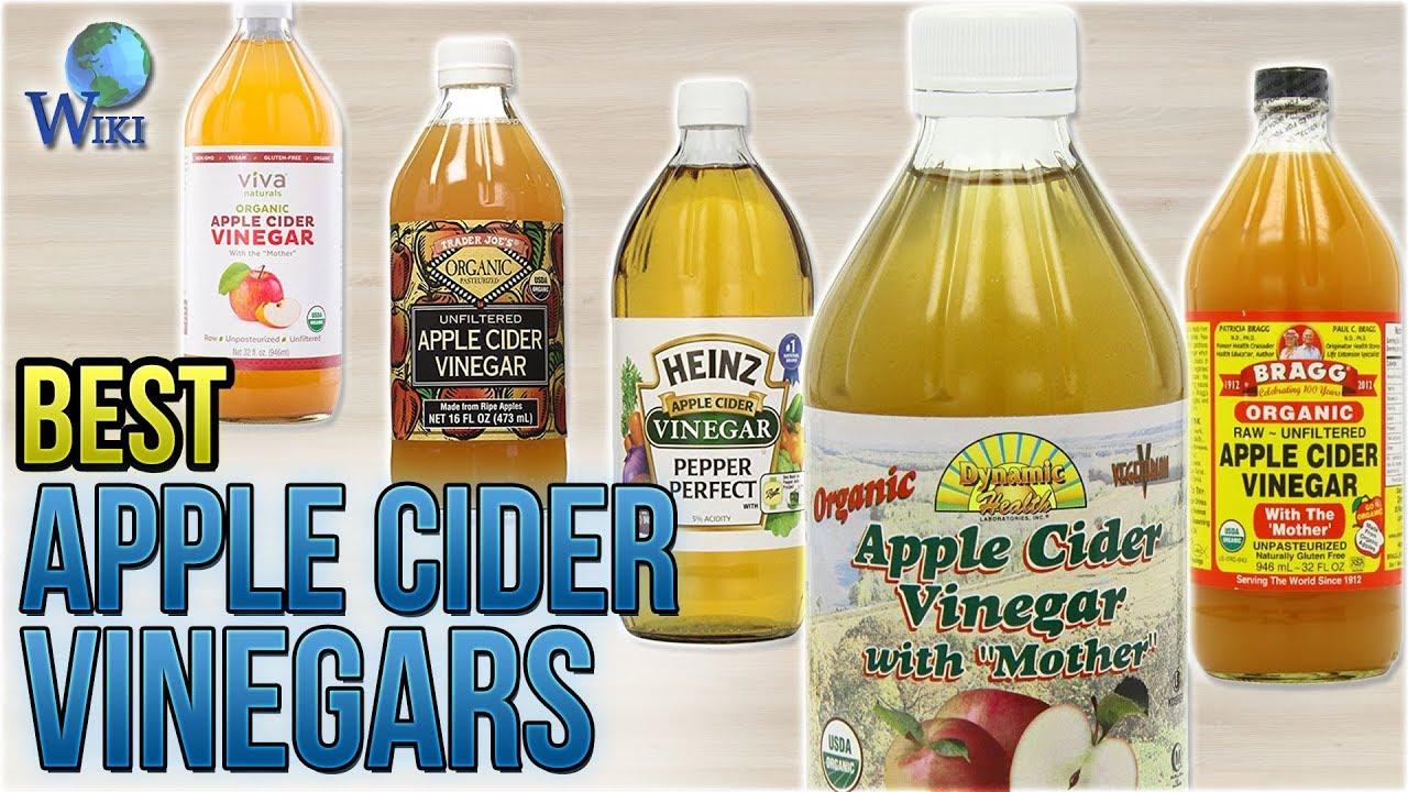 10 Best Apple Cider Vinegars 2018 Youtube Bragg Vinegar 946 Ml