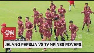 Video Gol Pertandingan Persija Jakarta vs Tampines Rovers FC