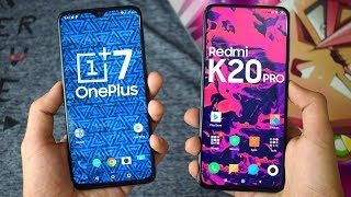 Redmi K20 Pro vs OnePlus 7- Which Should You Choose?