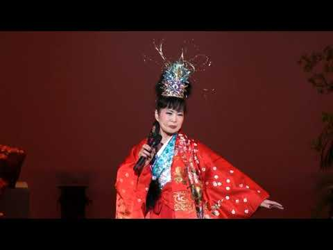 矢口洋子 「 女人高野 」 豊川あやのチャリティー歌の仲間 AVC  新座市民会館