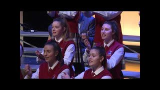 The Big Sing 2017 Session 02 Dunstanza Senior Girls - Lineage, Andrea Ramsey (TT)