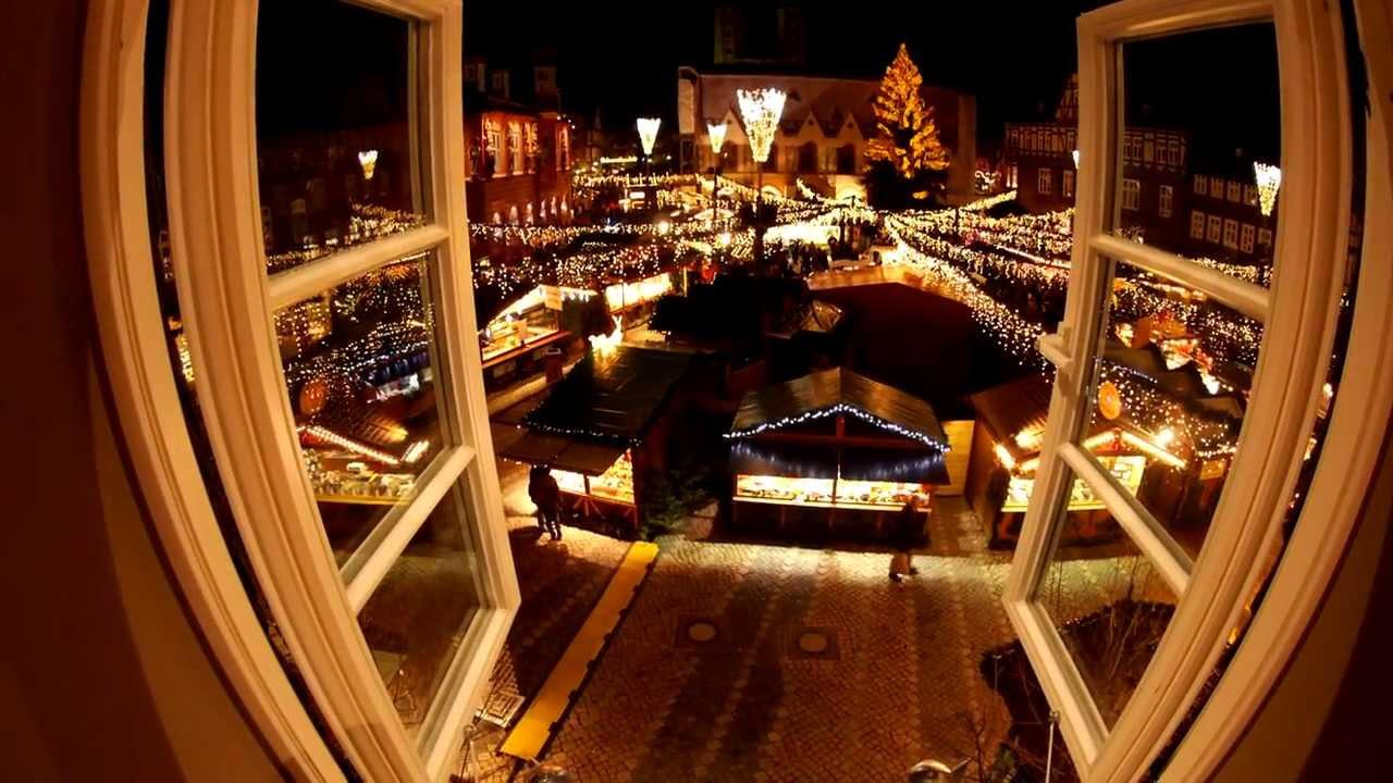 Goslar Weihnachtsmarkt.Videos Weihnachtsmarkt Weihnachtswald Goslar