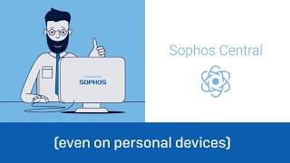 Securing remote workers with Sophos Endpoint Protection