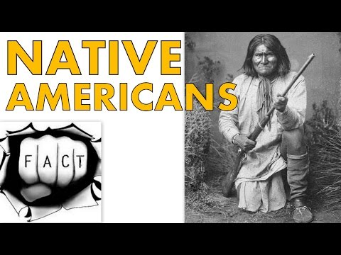 Top 15 Most Famous Native Americans