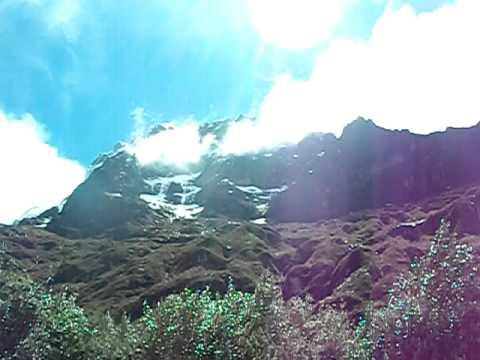 Parke Sangay, Ecuador