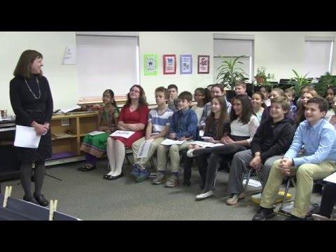 Sunderland Elementary School IVECA 2015