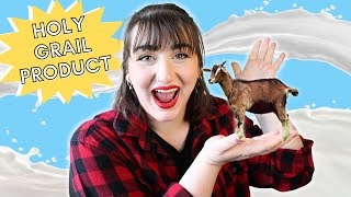 You Need To Start Feeding Goat Milk Right Now!   My Favorite Holy Grail Pet Food