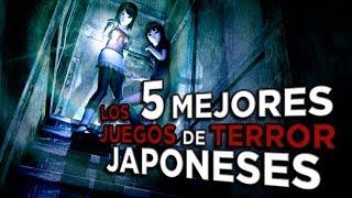 5 Juegos de Terror Japoneses que DEBES jugar.