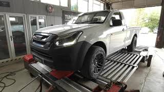 2020 Isuzu D-Max 1.9 Twin Turbo mapped at less than 200miles on the clock!!
