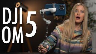 New Smartphone Gimbal! DJI OM 5 Review