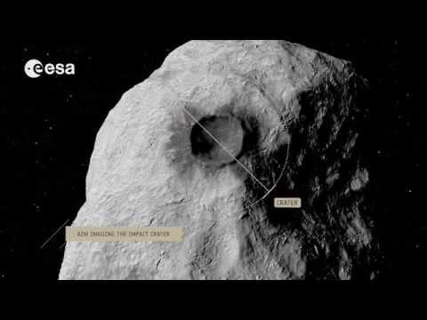 The Asteroid Impact Mission (AIM)