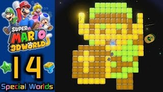 "Super Mario 3D World - Frightening Voice (Special World ""Star"" 1-4)"