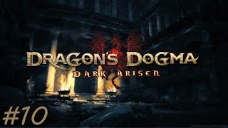 DRAGON AMBUSH!! Dragons Dogma Dark Arisen Part 10