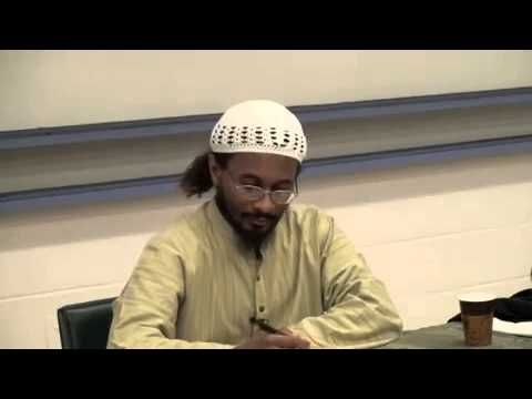 How to give shahada in 10 minutes by Shaikh Kamal al Makki (Part 4 of 8)